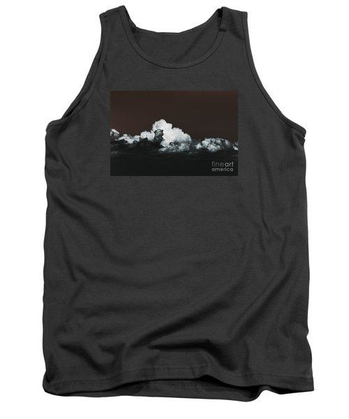 Tank Top featuring the photograph Words Mean More At Night by Dana DiPasquale
