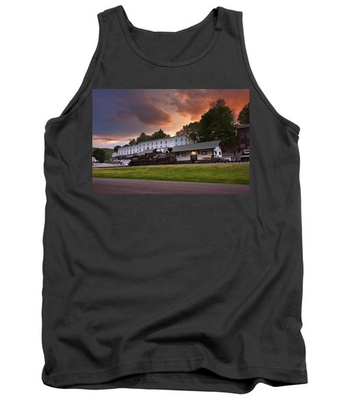 Cass Scenic Railroad Tank Top