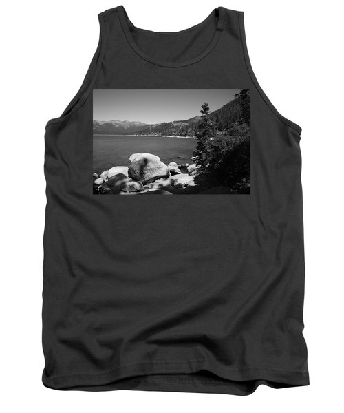 Lake Tahoe Tank Top by Frank Romeo