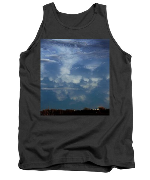 Let The Storm Season Begin Tank Top