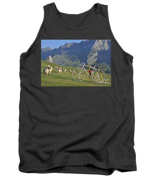 120520p230 Tank Top by Arterra Picture Library