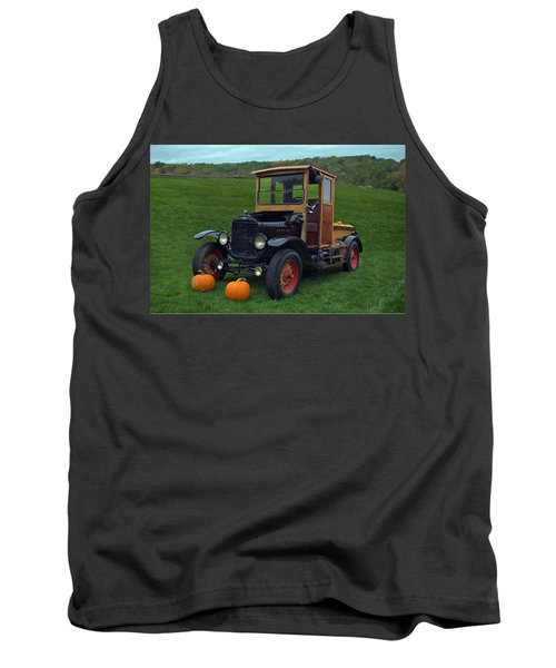 1922 Ford Model T Truck Tank Top by Tim McCullough