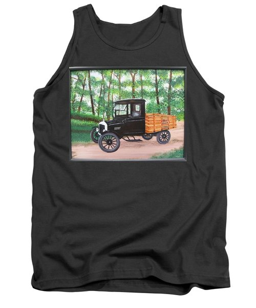 1925 Model T Ford Tank Top