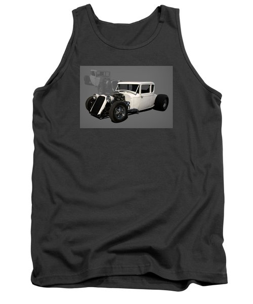 1930 Ford Hot Rod Tank Top by Tim McCullough