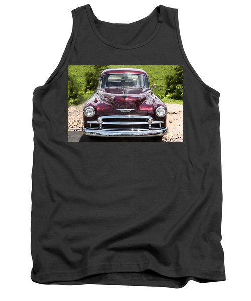 1950 Chevrolet Beauty Tank Top