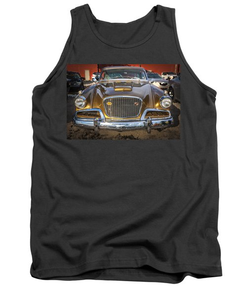 1957 Studebaker Golden Hawk  Tank Top