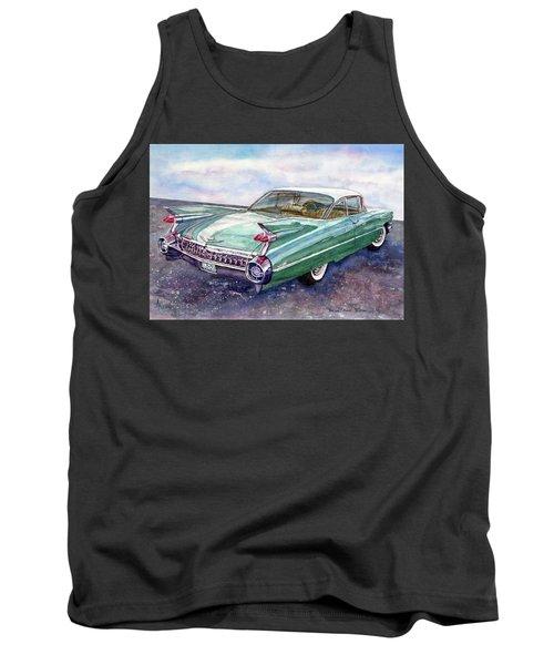 1959 Cadillac Cruising Tank Top