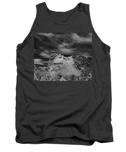 1960s Mount Rushmore Tank Top