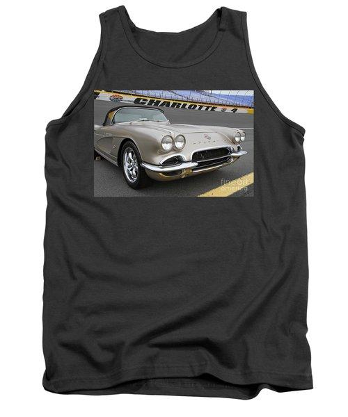 1962 Chevy Corvette Tank Top