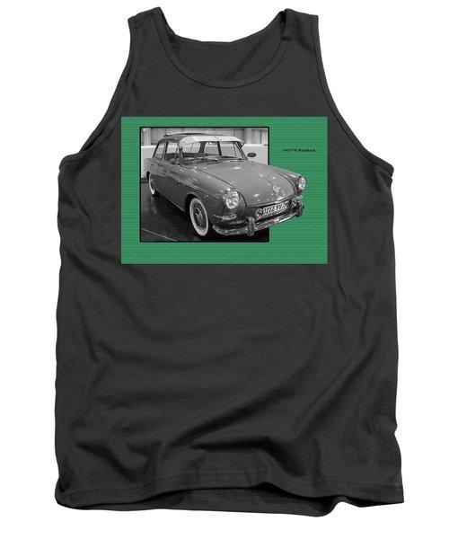 1965 Vw Notchback Tank Top