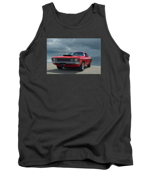 1972 Dodge Demon Tank Top by Tim McCullough