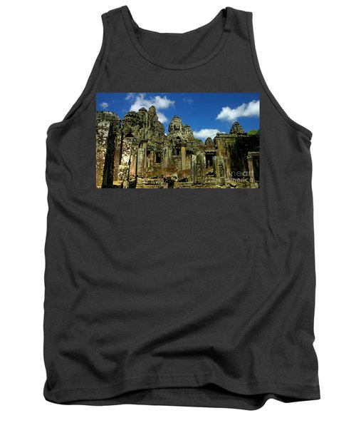 Bayon Temple Tank Top