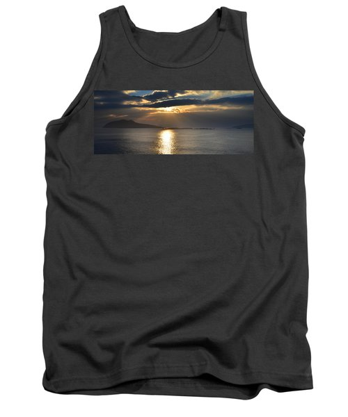 Tank Top featuring the photograph Blasket Islands by Barbara Walsh