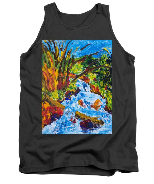 Burch Creek Tank Top