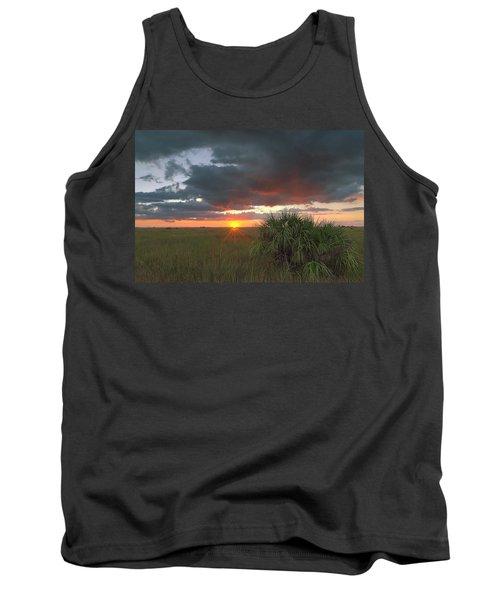 Chekili Sunset Tank Top