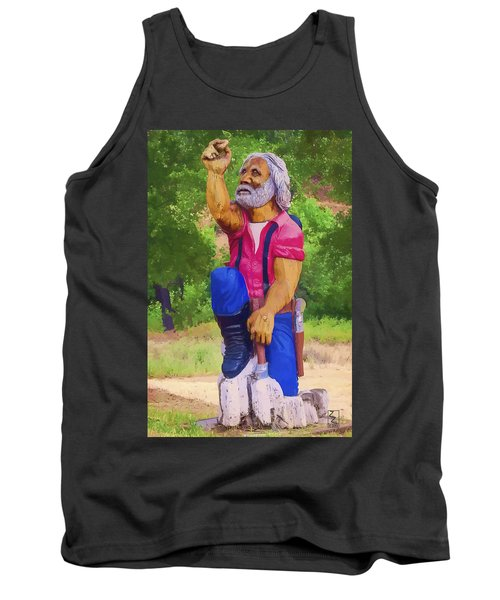Coarsegold Miner Tank Top