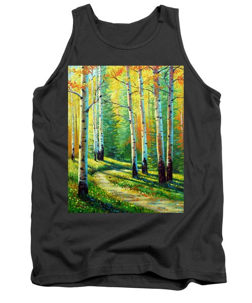 Colors Of The Season Tank Top