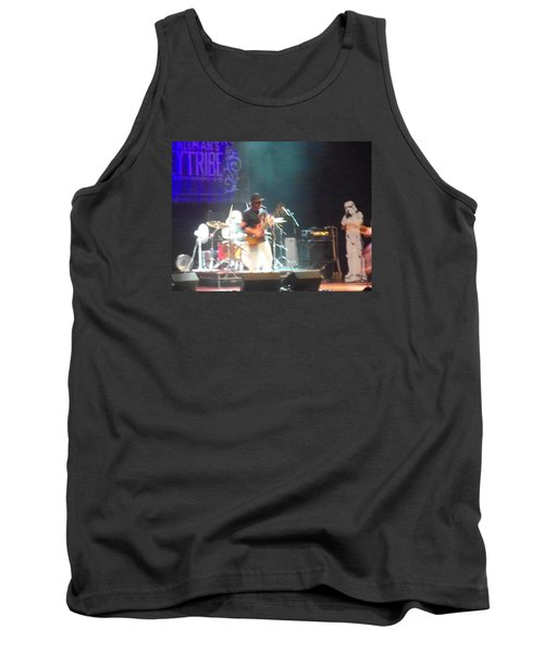 Devon Allman And The Honeytribe Tank Top by Kelly Awad