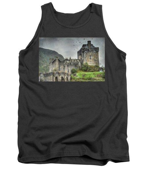 Eilean Donan Castle Tank Top by Juli Scalzi