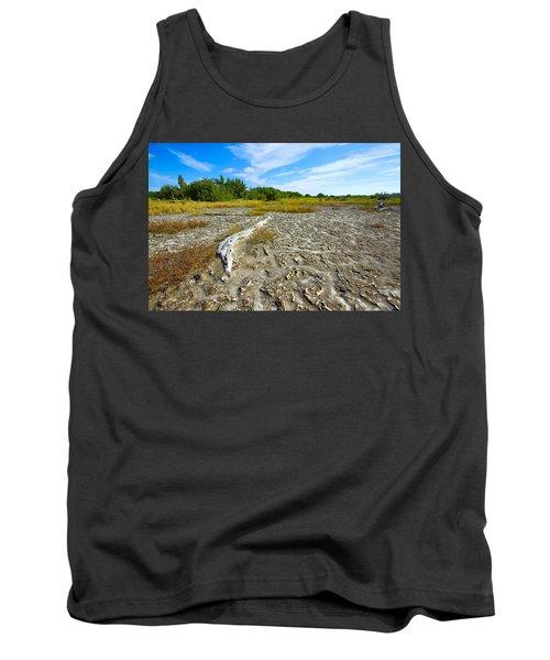 Everglades Coastal Prairies Tank Top