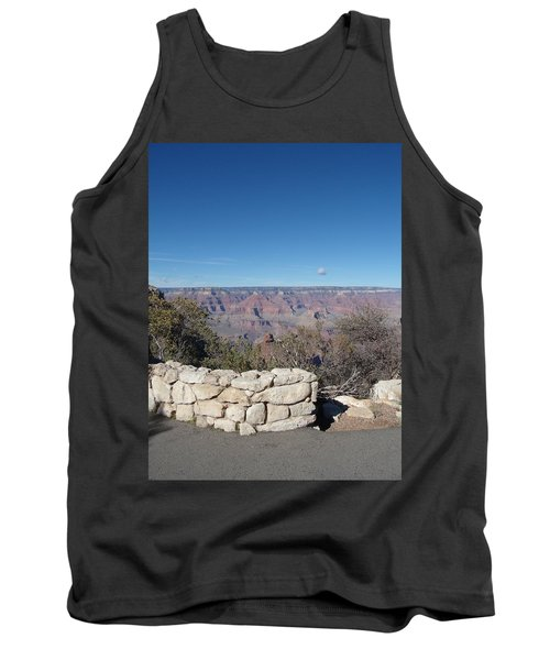 Tank Top featuring the photograph Grand Canyon by David S Reynolds