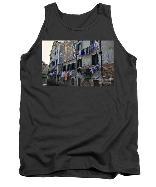 Hanging Out To Dry In Venice Tank Top