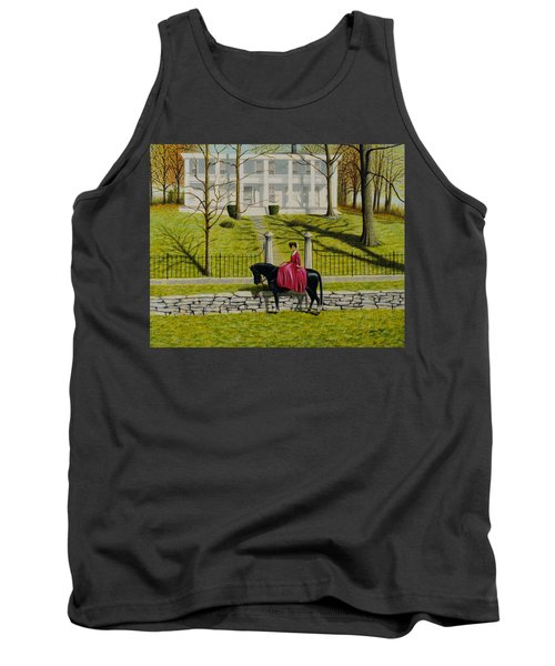 Her Favorite Horse Tank Top