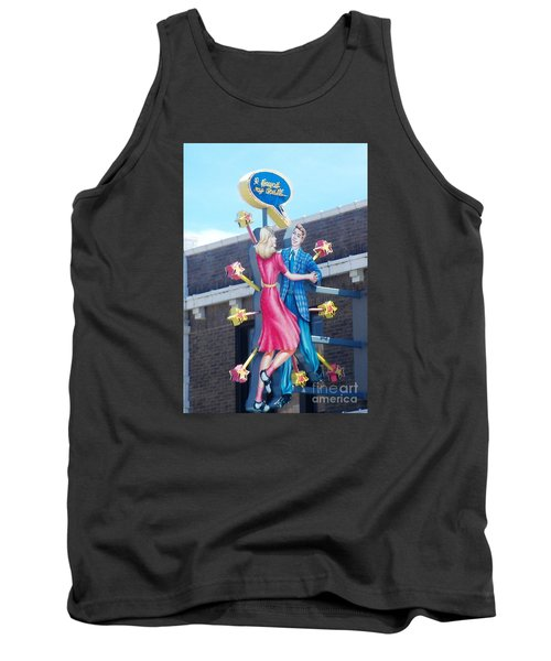 I Found My Thrill Tank Top by Kelly Awad