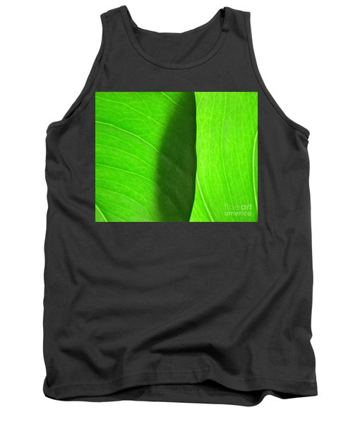 In Passing Light Tank Top by CML Brown