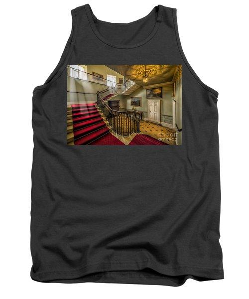 Mansion Stairway Tank Top