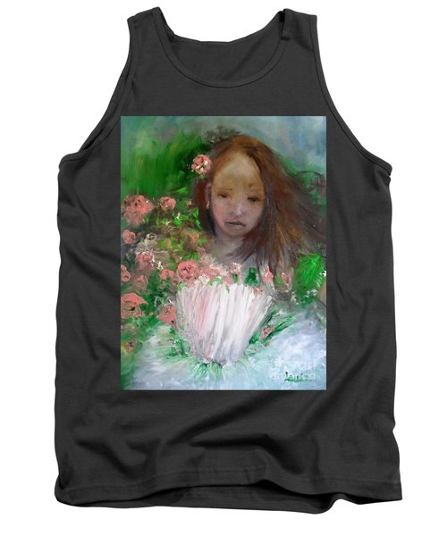 Mary Rosa Tank Top by Laurie L