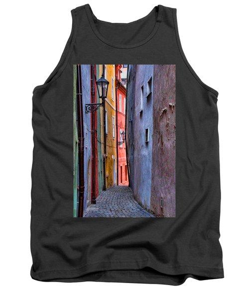 Medieval Alley Tank Top