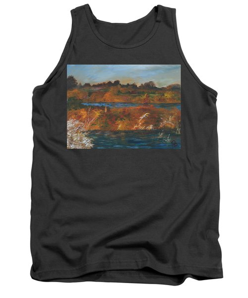 Mendota Slough Tank Top