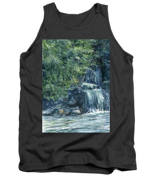 Oregon Waterfall Tank Top