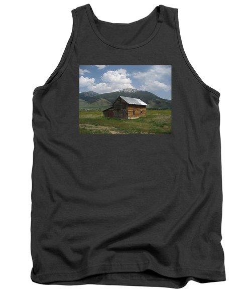 Paradise Valley Montana Tank Top