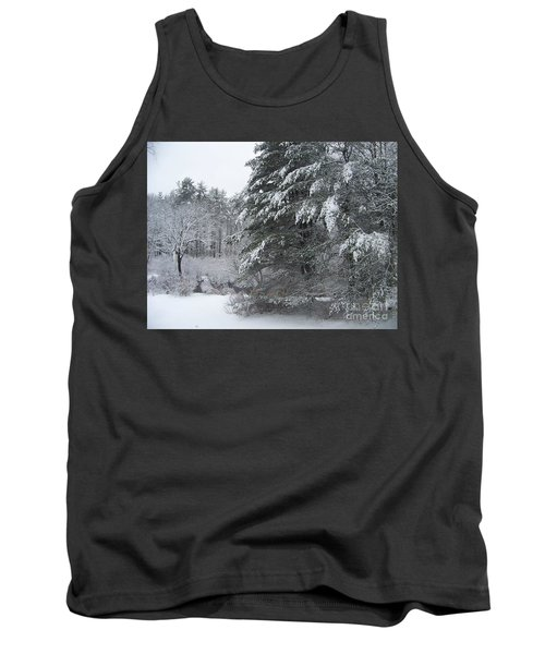 Tank Top featuring the photograph Powdered Sugar by Eunice Miller