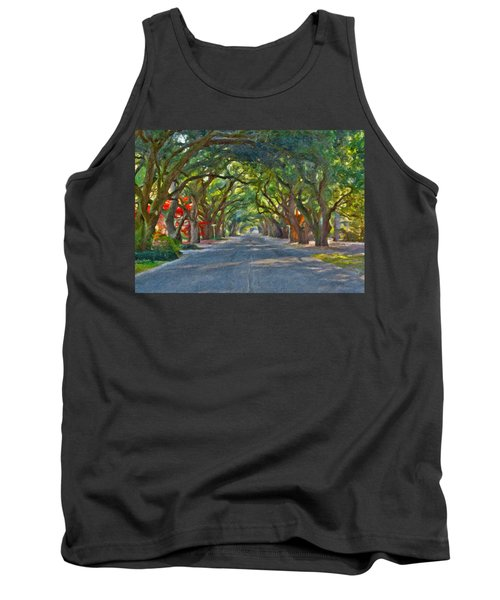 South Boundary Tank Top
