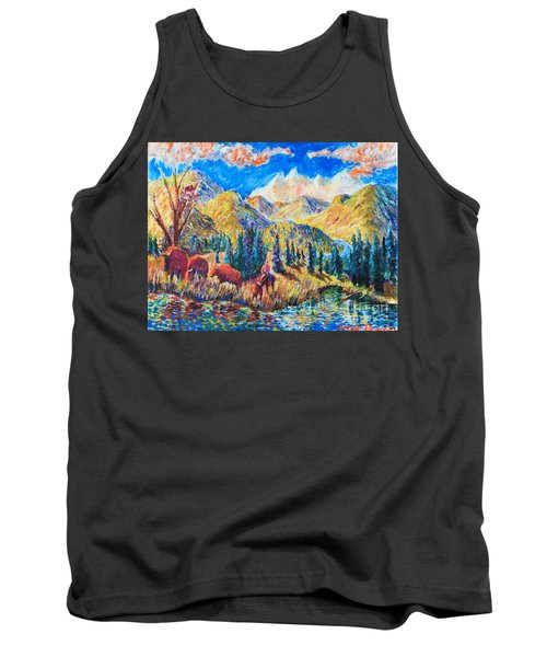 The Stray  Tank Top