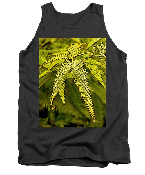 Uluhe Fern Tank Top