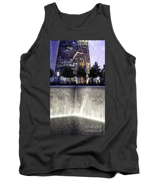 World Trade Center Museum Tank Top