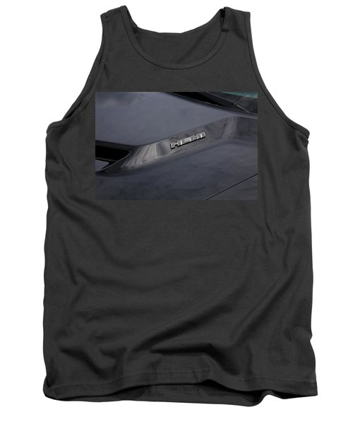 2011 Dodge Challenger Rt Black Tank Top