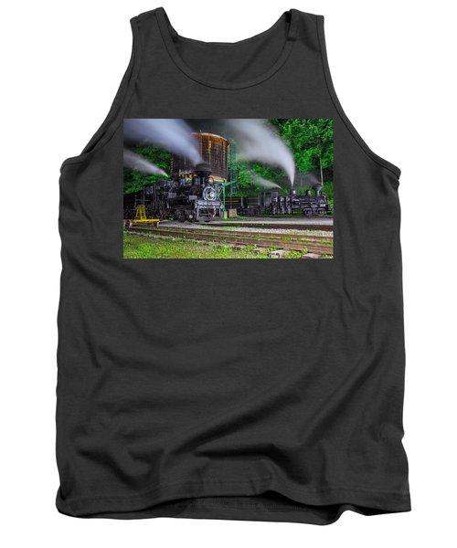 Cass Scenic Railroad Tank Top