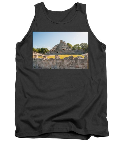 Edzna In Campeche Tank Top