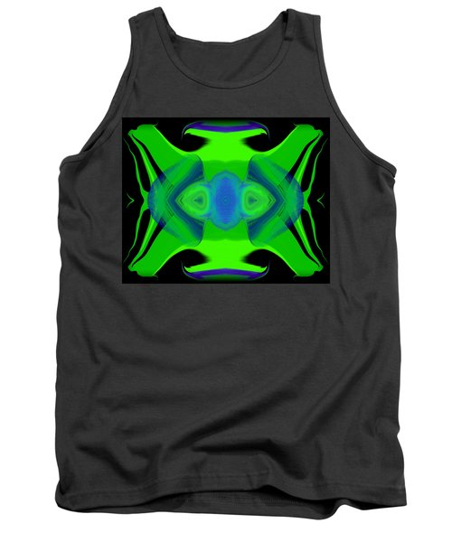 Abstract 46 Tank Top
