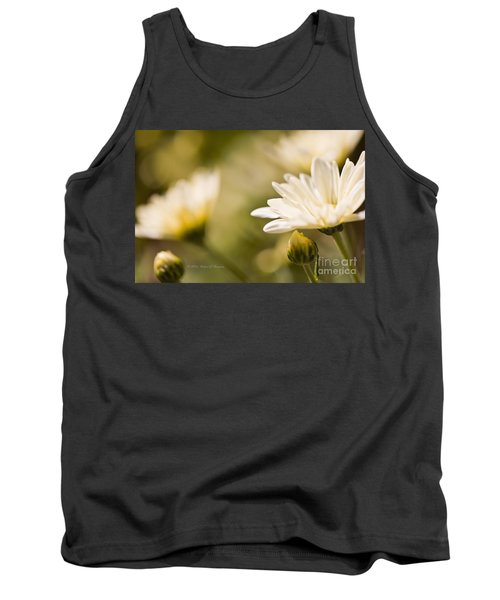 Chrysanthemum Flowers Tank Top