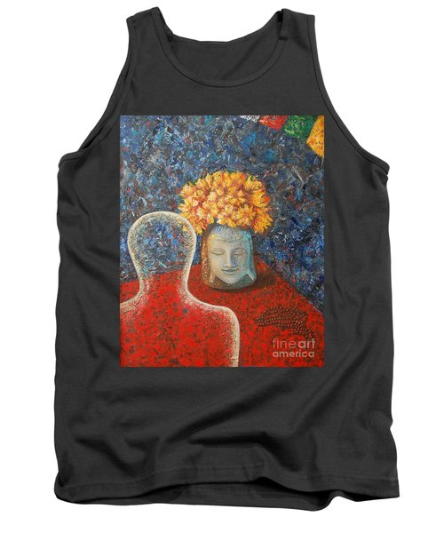 Tibetan Prayers Tank Top