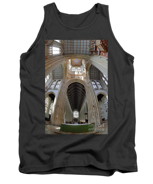 St Edmundsbury Cathedral  Tank Top