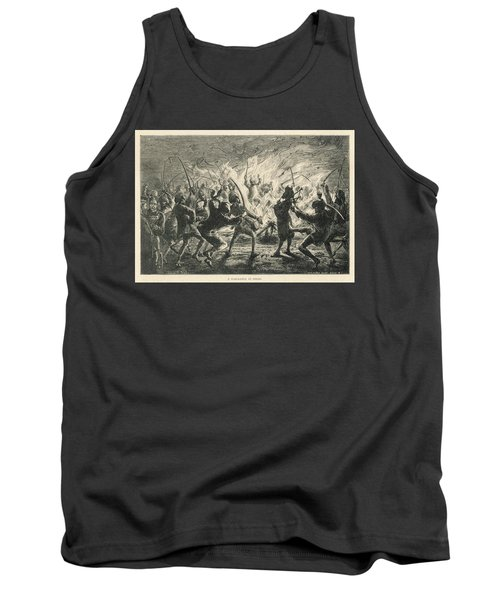 Semipalmated Sandpipers Tank Top