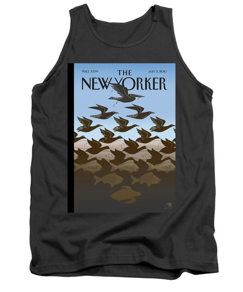 New Yorker July 5th, 2010 Tank Top