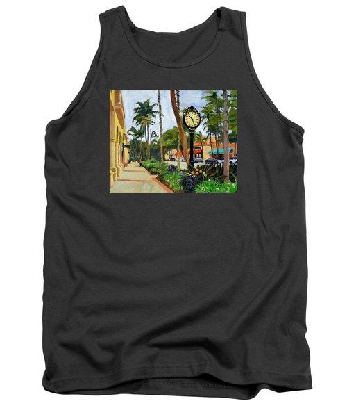 5th Avenue Naples Florida Tank Top
